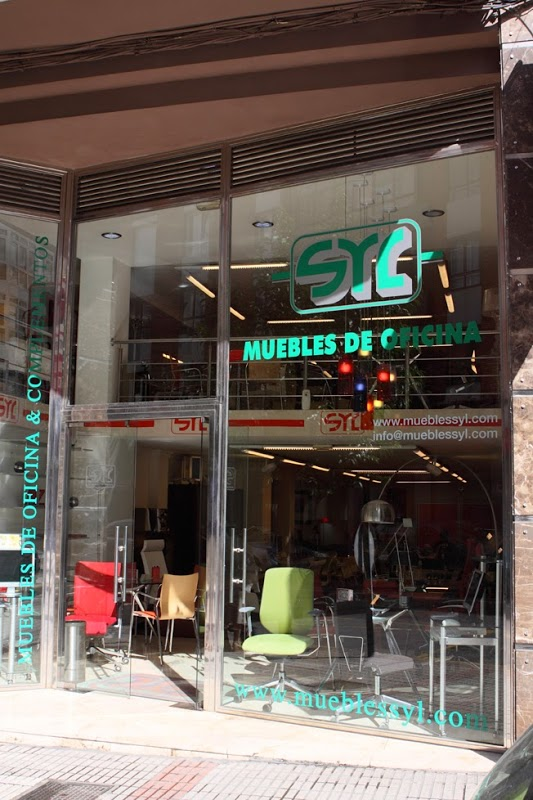 Muebles syl muebles de oficina en asturias - Oficinas telecable oviedo ...