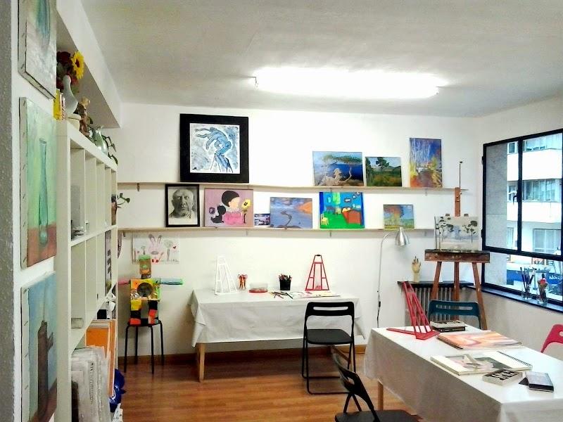 Ana del puente taller de arte for Taller de artesanias