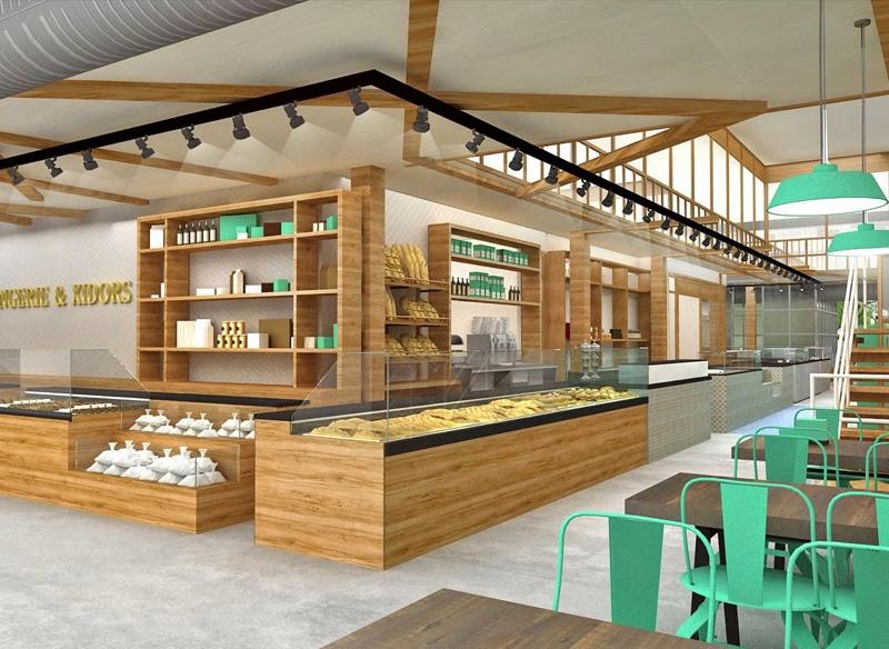 4design dise o espacios comerciales interiorismo - Espacios comerciales arquitectura ...